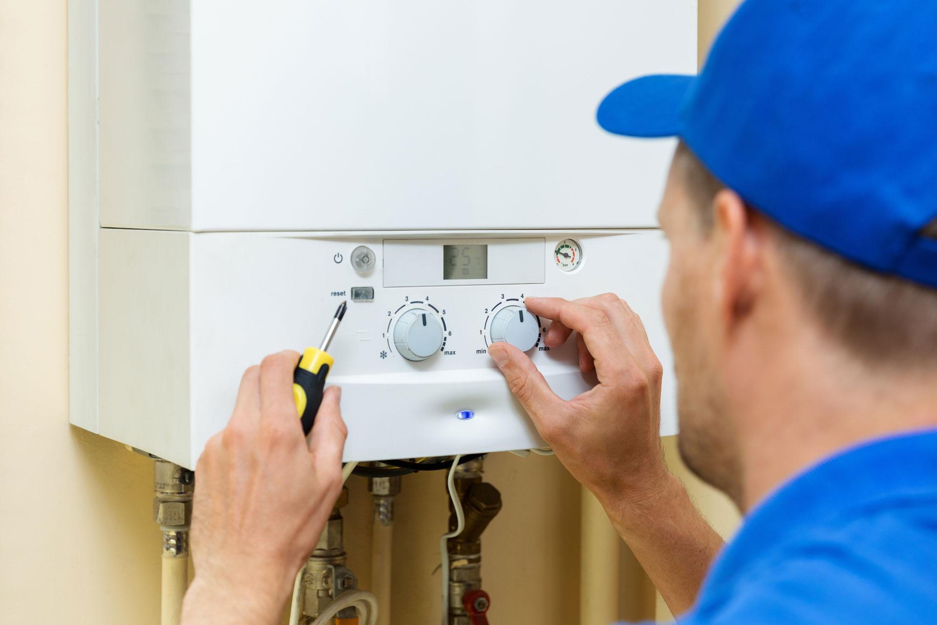 Instalare si montaj centrale termice